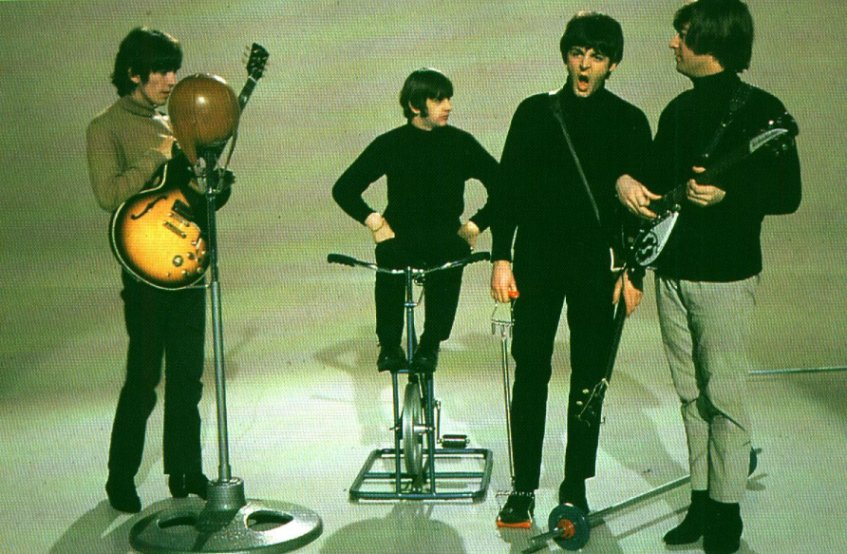 Write my the beatles paperback writer rock band