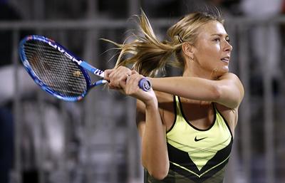 Шарапова поднялась на29позиций врейтинге WTA