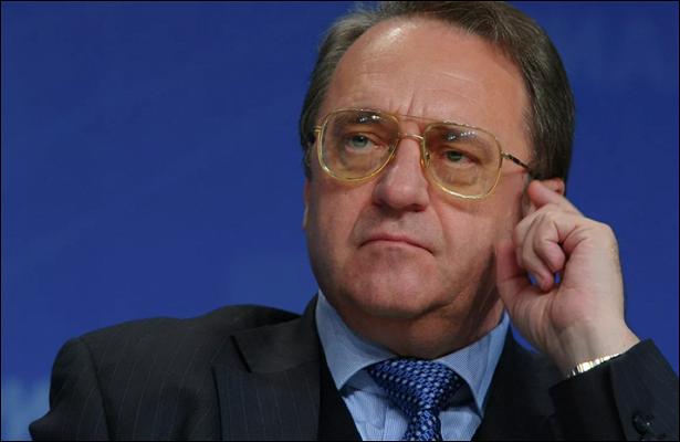 Богданов провёл встречу спослом Египта вМоскве