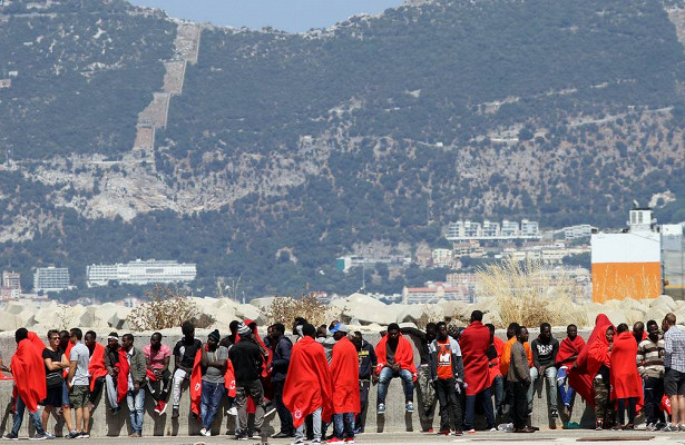 Европа «закрыла» незаконный маршрут длямигрантов