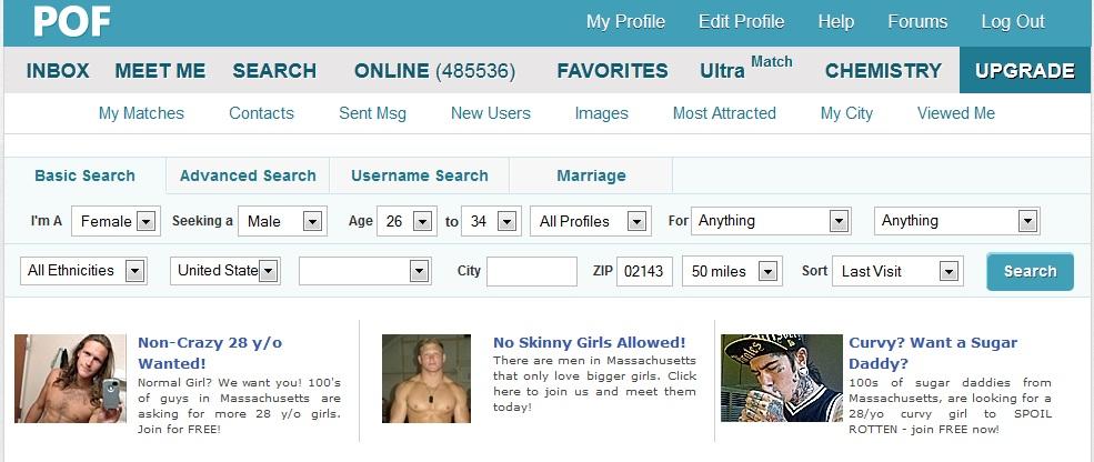 Pof dating site quotes.com