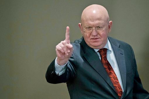 Небензя порекомендовал постпреду Германии приООН«нечитать американских газет»