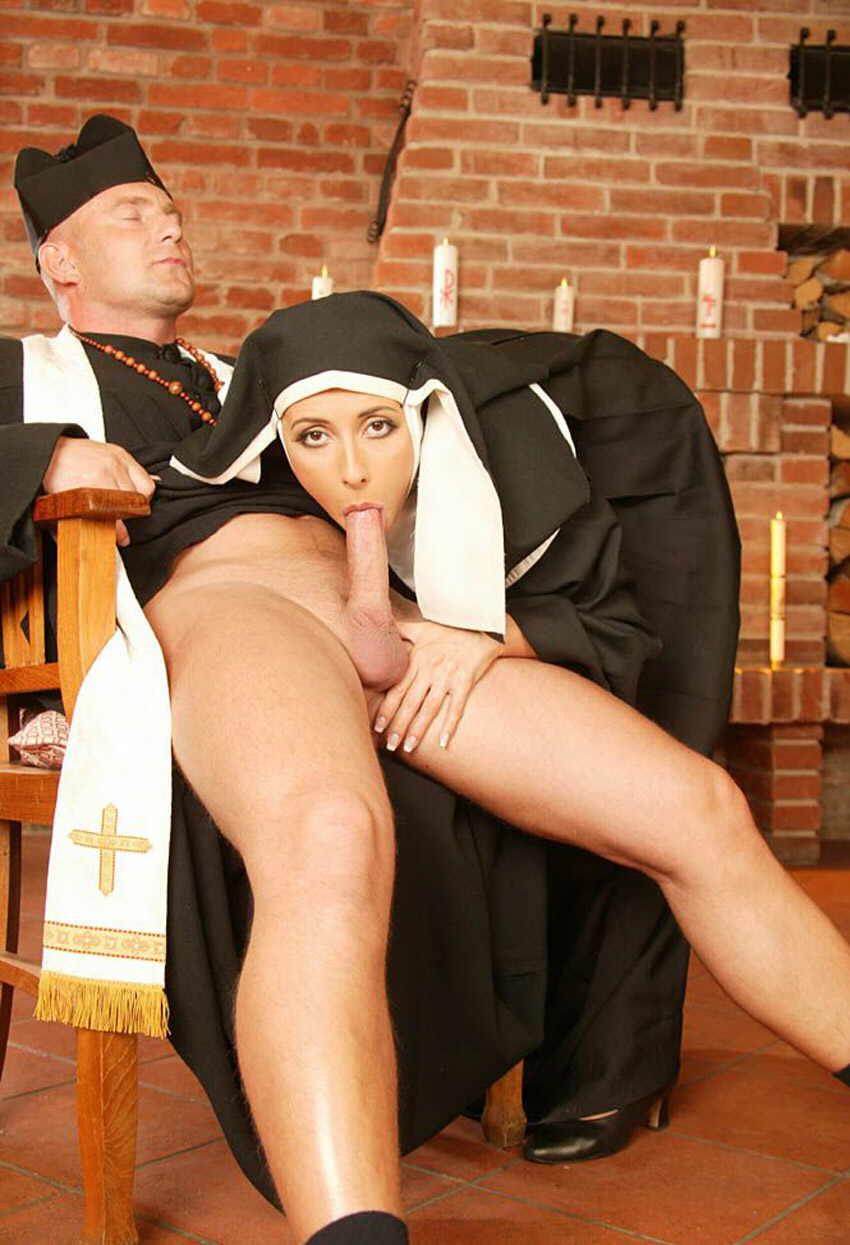 Nuns sex video 8