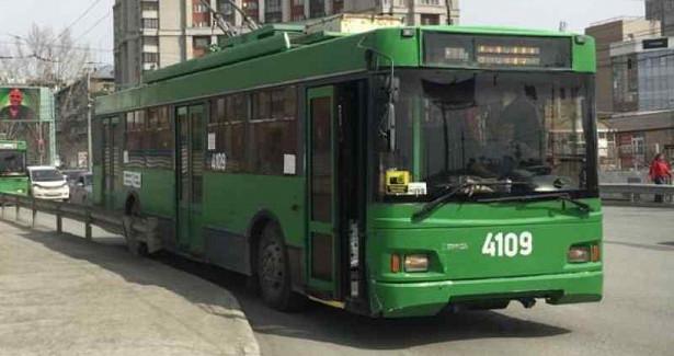 Новосибирск неполучит федеральные деньги нановые троллейбусы