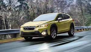 Продажи Subaru XVначнутся вРоссии вмарте