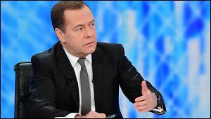 Медведев сравнил штурм Капитолия сукраинским майданом