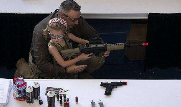 Продажи оружия вСШАпосле трагедии вЛас-Вегасе взлетели