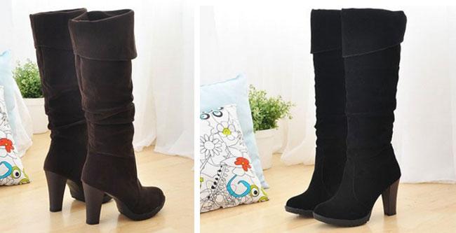 Алиэкспресс на русском обувь женская сапоги