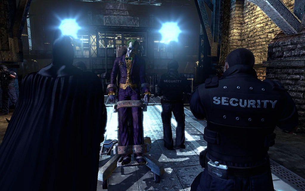 Batman Arkham Asylum Free Download PC Game Full