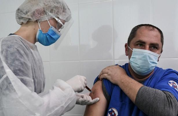 ВМоскве увеличили число прививочных пунктов отCOVID-19