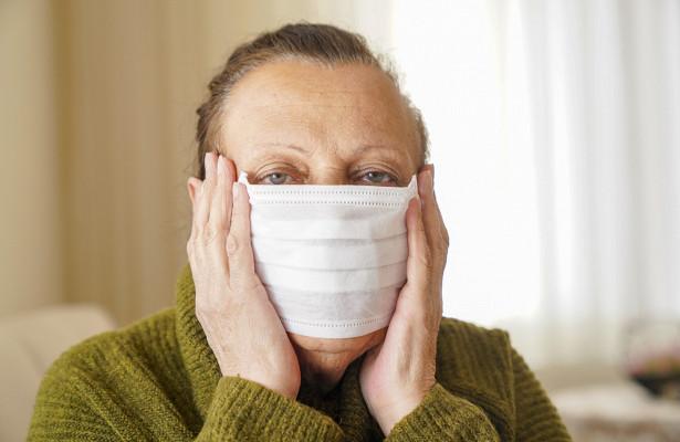 Четверть пожилых сCOVID госпитализируют повторно