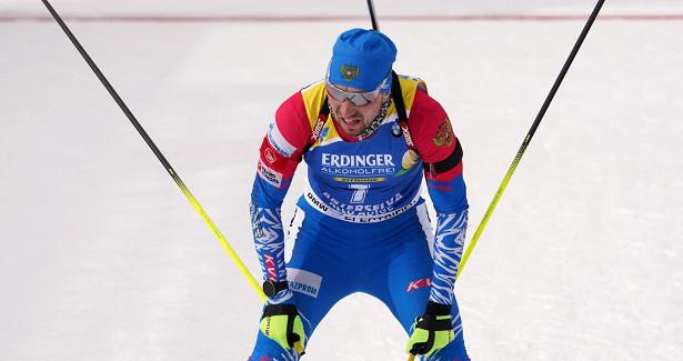 Гараничев финишировал последним вмасс-старте