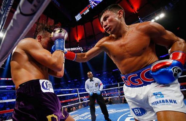 Головкин изменил позицию врейтинге лучших боксеров
