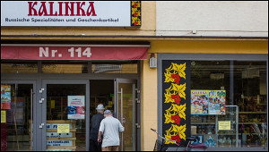Чтоамериканцы покупают в«русских» магазинах