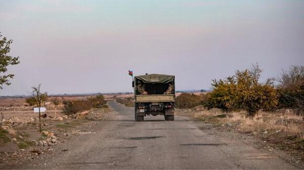 Войска Азербайджана вошли вЛачинский район Карабаха