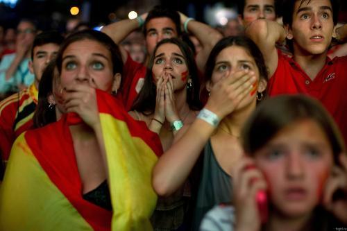 Проигравший €15тысяч испанец чуть неумер в«Лужниках»