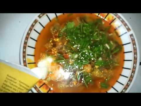 Простой и быстрый рецепт солянки