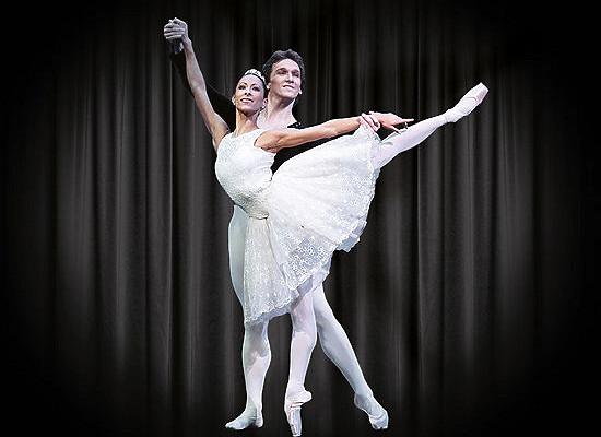 Вседьмой разКремлевский дворец свосторгом встречал «Звезд балета XXIвека»