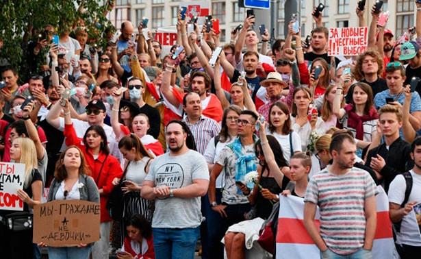 «Подблагородным соусом»: политик рассказал обистинных источниках финансирования протестов вБелоруссии