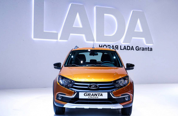 АвтоВАЗ отзовет 15тысяч Lada Granta иLada 4x4