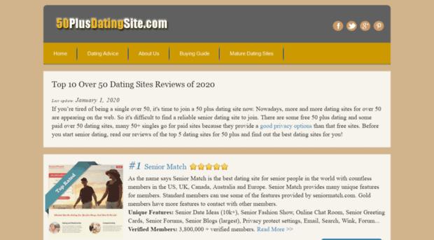 plus dating sites - Gratis Datingsite