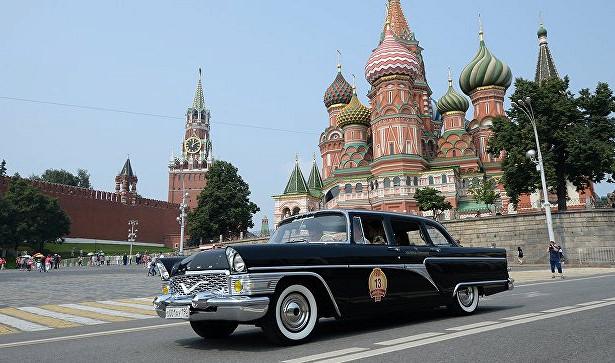 Обвинение запросит наказание дляугонщиков прокурорской «Чайки» вМоскве