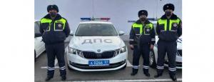 Сотрудники полиции Кабардино-Балкарии экстренно доставили вбольницу водителя ссердечным приступом
