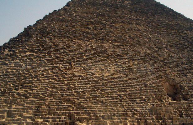ВЕгипте обнаружили руины древнего форта икоптской церкви