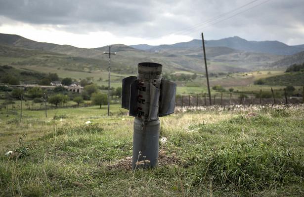Азербайджан пытался занять Карабах вопреки перемирию