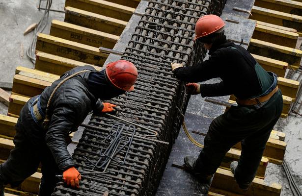 Москва иПетербург показали низкие темпы строительства