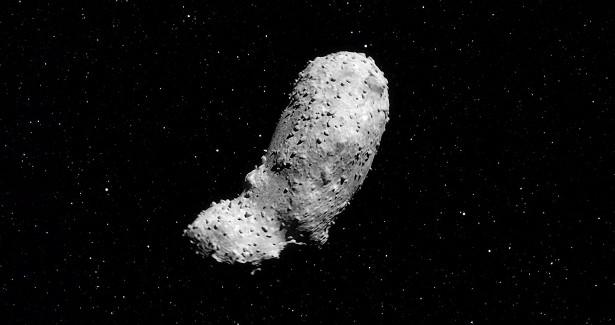 Вгрунте састероида Итокава обнаружили внеземную органику