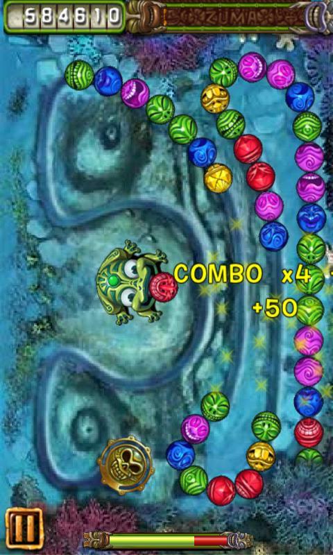 Zuma's Revenge! Free Download IGGGAMES