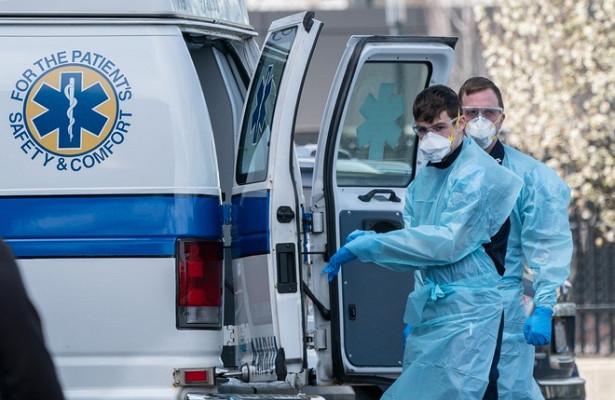 Число жертв коронавируса вСШАпревысило потери воВторой мировой