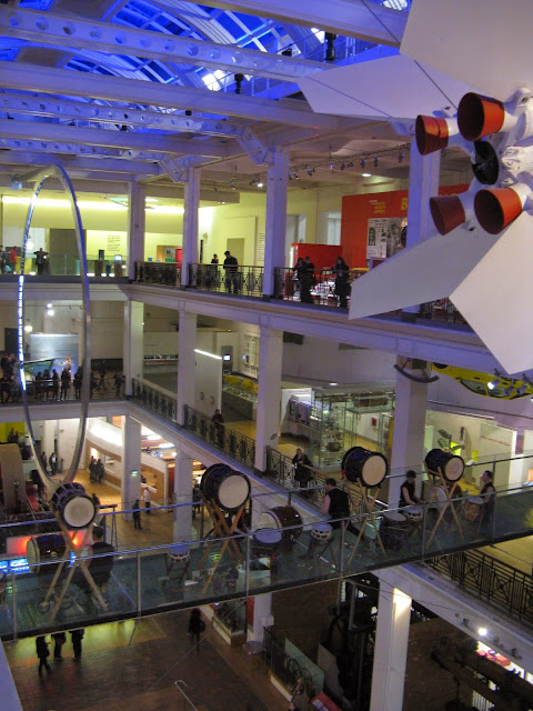 National science museum speed dating