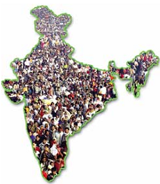 short essay on increasing population in