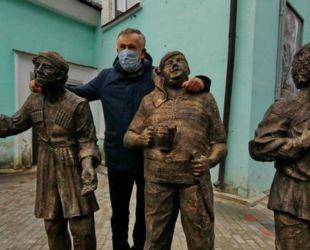 Новое благоустройство— дляжителей МгииКировска