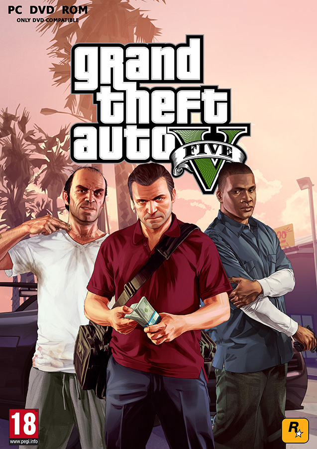 Grand Theft Auto 5 Free Download GTA V Cracked PC