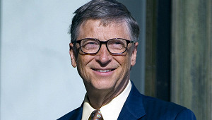Билл Гейтс сделал прививку отCOVID-19