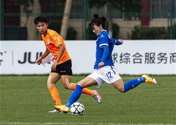 Футбол— Чемпионат Китая 2020 среди женских команд: «Гуандун Мэйчжоу Ухуа» обыграл «Шаньдун Тицай»