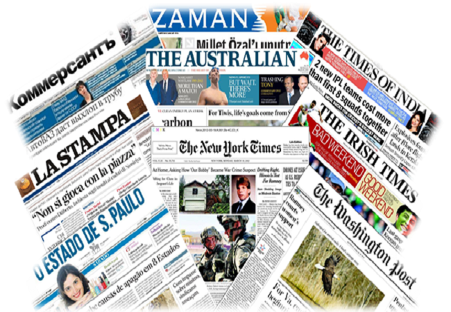 Buy	largest english newspapers in the world