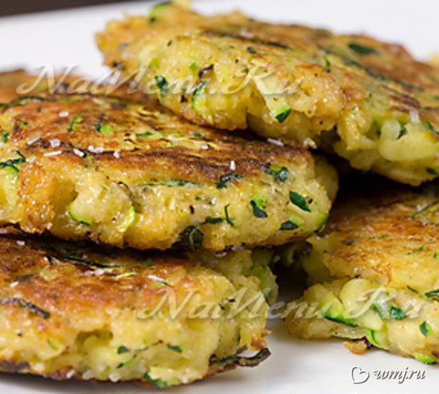 Что приготовить из кабачков рецепты быстро и вкусно с фото