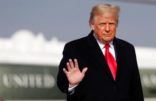 ВСШАначали рассматривать вопрос импичмента Трампу