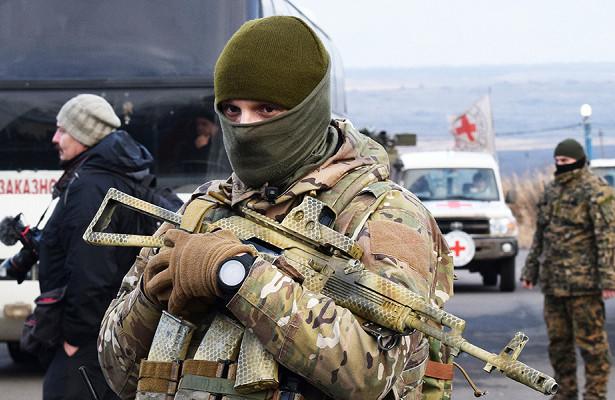 Украина обвинила Россию впровокации спленными вДНР