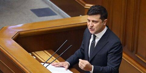 Киев рассказал оподготовке телефонного разговора между Байденом иЗеленским