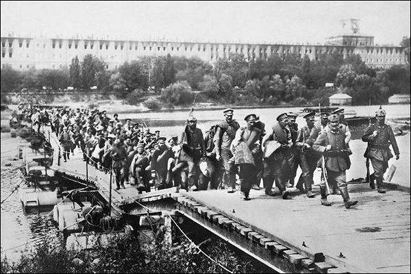 Самое позорное поражение русской армии