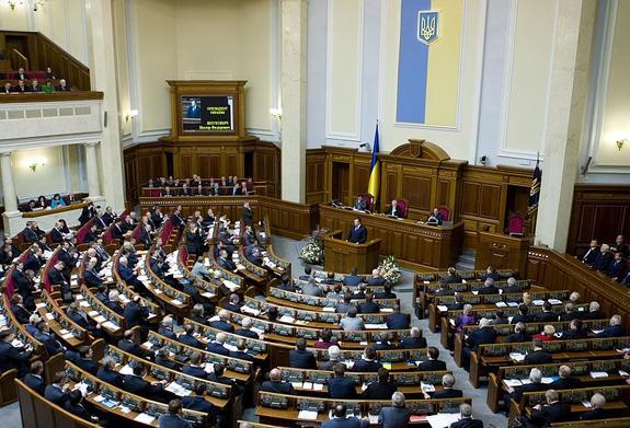 Взакон ореферендуме наУкраине закралась возможность изменения территории