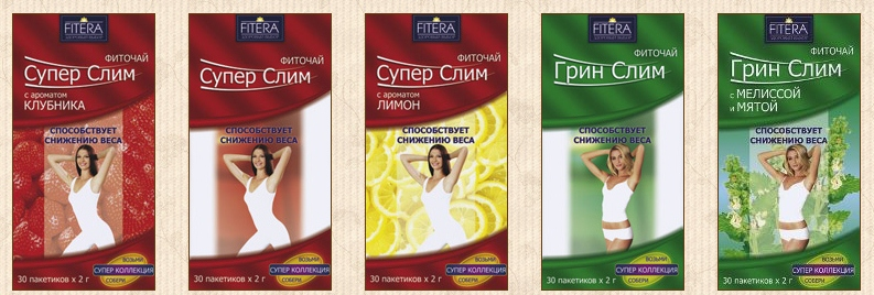 Отзывы о чае для похудения слим