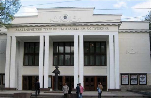 Нижегородский театр оперы ибалета имени А. С. Пушкина закроет 83-йтеатральный сезон оперой «Борис Годунов»