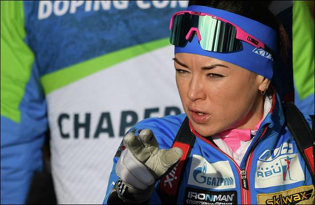 Биатлонистка Куклина рассказала овизите допинг-офицеров