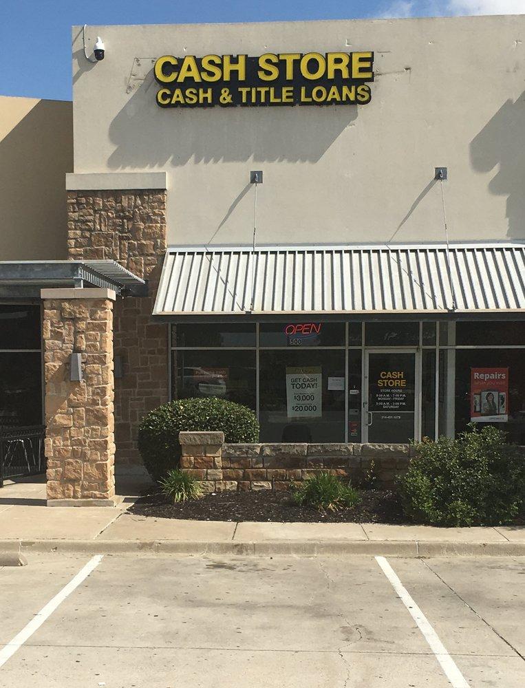 Loans mckinney tx